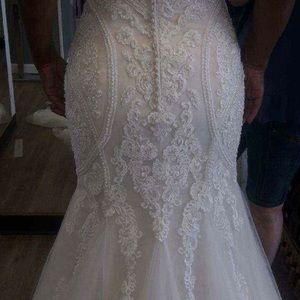 Maggie Sottero Quincy wedding Gown